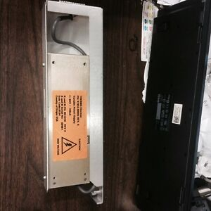 Thermo Electron K m 8kv 100 Ua Variable Hv Power Supply 97055 98005