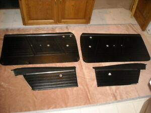 1965 1966 Pontiac Catalina Door Panels