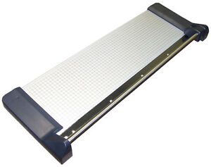 New 24 Manual Rotary Paper Cutter Trimmer Wide Format