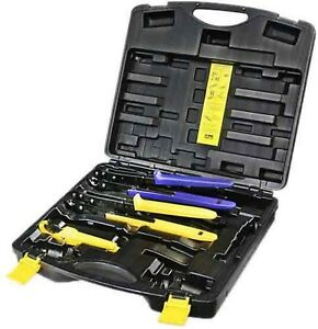 Viega 56000 Pureflow 1 2 inch And 3 4 inch Pex Press Tool Set