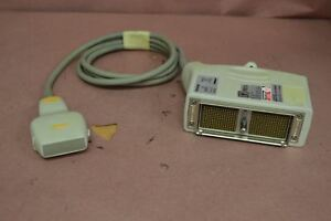 Toshiba Xario Plt 604at 9 2 4mhz Linear Ultrasound Transducer Probe