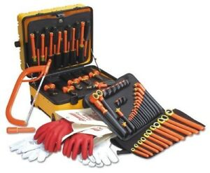 Spc965 1000v Double Insulated High Voltage Site Maintenance Tool Kit