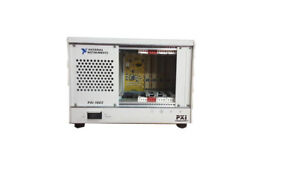 National Instruments Ni Pxi 1002 745749 01 Ni Compactpci Pxi 4 slot Chassis