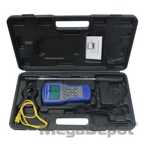 Mastercool 52260 System Analyzer With Antenna Type Clamp on Thermocouple