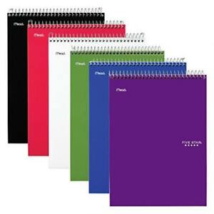 Five Star Notebooks 1 Subject College Ruled Paper 100 Sheets 11 X 8 5 Black Ne