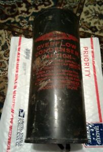 Chevrolet Accesory Overflow Condenser Nos Gm Accessories Chevy Bombs 1937