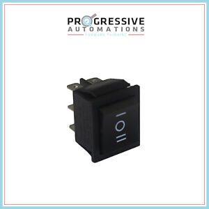 Rocker Switch For Linear Actuators non momentary