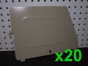Lot Of 20 File Dividers For Shelving Tennsco Fd 1108 many Available