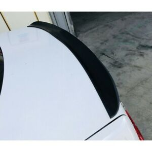 Flat Black 284 Rpdl Type Rear Trunk Lip Spoiler Wing For 2002 06 Acura Rsx Coupe