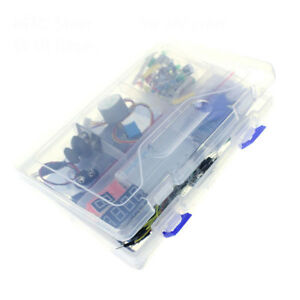 Uno R3 Starter Kit Rfid Module Learning Suite Breadboard Jumpers For Arduino
