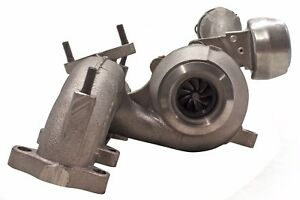 Borgwarner Turbo Borg 54399880082 Volkswagen 1 9l Tdi 2008 Turbocharger Warner