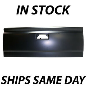 New Primered Steel Tailgate Shell For 2014 2019 Chevy Silverado Gmc Sierra Truck