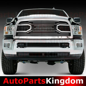 10 17 Dodge Ram 2500 3500 Big Horn Chrome Packaged Grille shell Replacement