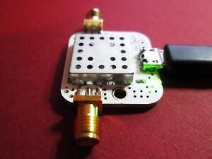 Ultra Low Noise Amplifier 10 6000 Mhz Rf Lna Noise Figure 0 8 Db W 40 Db Gain