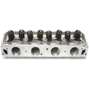 Edelbrock Cylinder Head Assy 60679 Performer Rpm 292cc 75cc For Ford 429 460