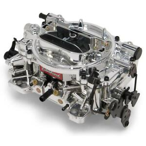 Edelbrock Carburetor 18124 Thunder series Avs 800 Vacuum Secondary Endurashine