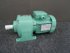Leroy Somer Gear Reducer 5r6823 Cb172 Electric Motor 596823