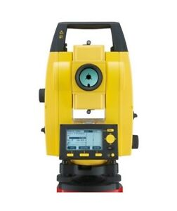 Leica Builder 503 3 Second Reflectorless Total Station
