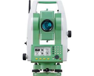 Leica Flexline Ts06 Plus 7 Second Reflectorless Total Station With Bluetooth