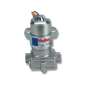 Holley Electric Fuel Pump 12 812 1 blue 110 Gph 14 Psi Universal