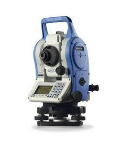 Spectra Focus 6 2 Second Reflectorless Total Station With Optical Plummet