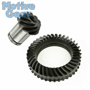 Motive Gear Differential Ring And Pinion V885411lx 4 10 For Corvette Gm 8 5 8 6