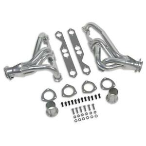 Flowtech Exhaust Header 31102flt Shorty Ceramic For Chevy Chevelle Camaro Sbc