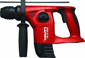Hilti Te 4 a22 Rotary Hammer Drill Tool Only New