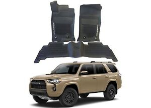 Genuine Oem Front Rear All Weather Floor Mats For 2013 2020 Toyota 4runner New