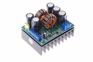 Smakn 1200w 20a Dc Converter Boost Step up Power Supply Module In 8 60v Out