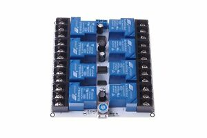 Smakn 8 channel Usb Serial Control Switch 8 channel 30a Relay Module