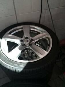 19 Inch Ford Mustang Gt Wheels And Tires