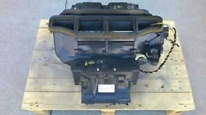 Bmw E60 5 Series Complete A c Ac Heater Core Housing Box Air Condition Climate