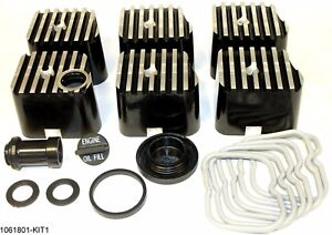 Dodge Cummins 12 Valve Aluminum Cool Cover Kit 1061801 Kit1
