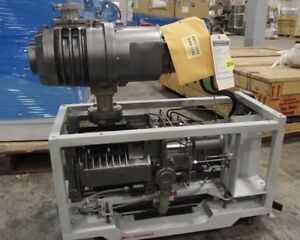 Boc Edwards Qdp80 qmb250 Vacuum Pump With Booster Pump Refurbished