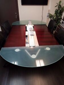 Nucraft Vertex Odyssey Conference Room Table