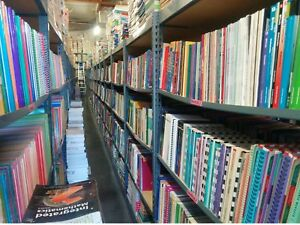 Well established K 12 Used Textbooks Business Since 2005 For Sale