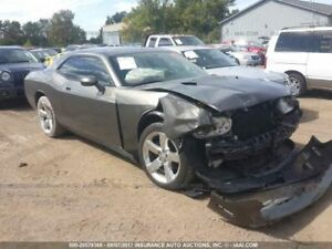 10 Challenger Automatic Transmission 5 Speed 1304808