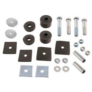 1957 60 Ford Truck Cab To Frame Mounting Kit B7c 5400 S