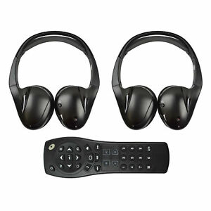 2007 2015 Chevrolet Avalanche Equinox Suburban Tahoe Wireless Headphones Remote