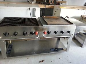 Crown Verity 60 Grill
