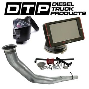 Raceme Ultra Dpf Cat Delete For Dodge Cummins Diesel 6 7 07 17 Egr S B
