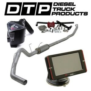 Raceme Ultra 4 Exhaust Dpf Delete For Dodge Cummins Diesel 6 7 07 17 Egr S