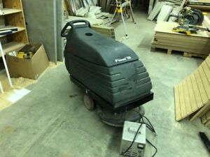 Clarke Fusion 20ix Walk Behind Floor Scrubber buffer polisher