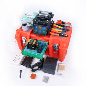 Orientek Fusion Splicer T45 With Fiber Cleaver T30c Fiber Splicing Machine Fedex