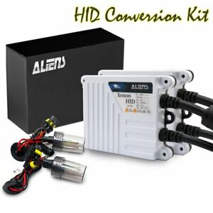 Aliens 55w Hid Kit Relay Bundle All Bulb Sizes And Xenon Light Colors