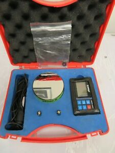 Phase 2 Pht 2500 Portable Hardness Tester Set In Case Mv63