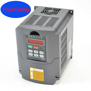 Cnc Speed Control 2 2kw 110v Variable Frequency Drive Inverter Vfd Hot Item Hy