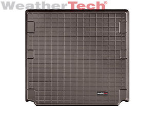 Weathertech Cargo Liner Trunk Mat For Bmw X5 X5 M 2007 2018 Cocoa