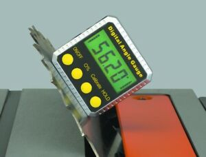 Digital Level Box Protractor Angle Finder Level Gauge Bevel Gage